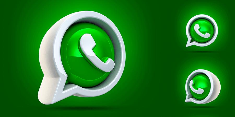 Iconos En 3d De Whatsapp Facebook E Instagram Gratuitos Para Descargar Iconos Disenos De Unas Grafico Png