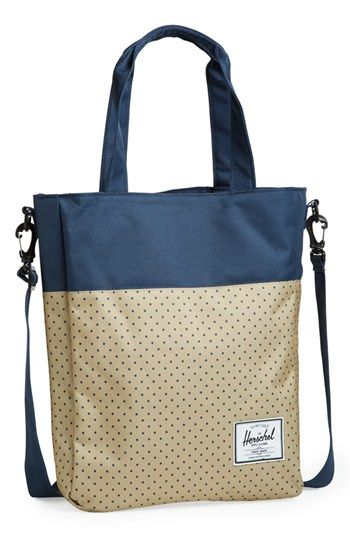 18e56c2470 Herschel Supply Co.  Pier  Tote Bag available at  Nordstrom