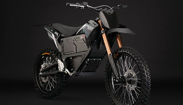 Zero Mx Electric Motorcycle Himgear Com Military Motorcycle
