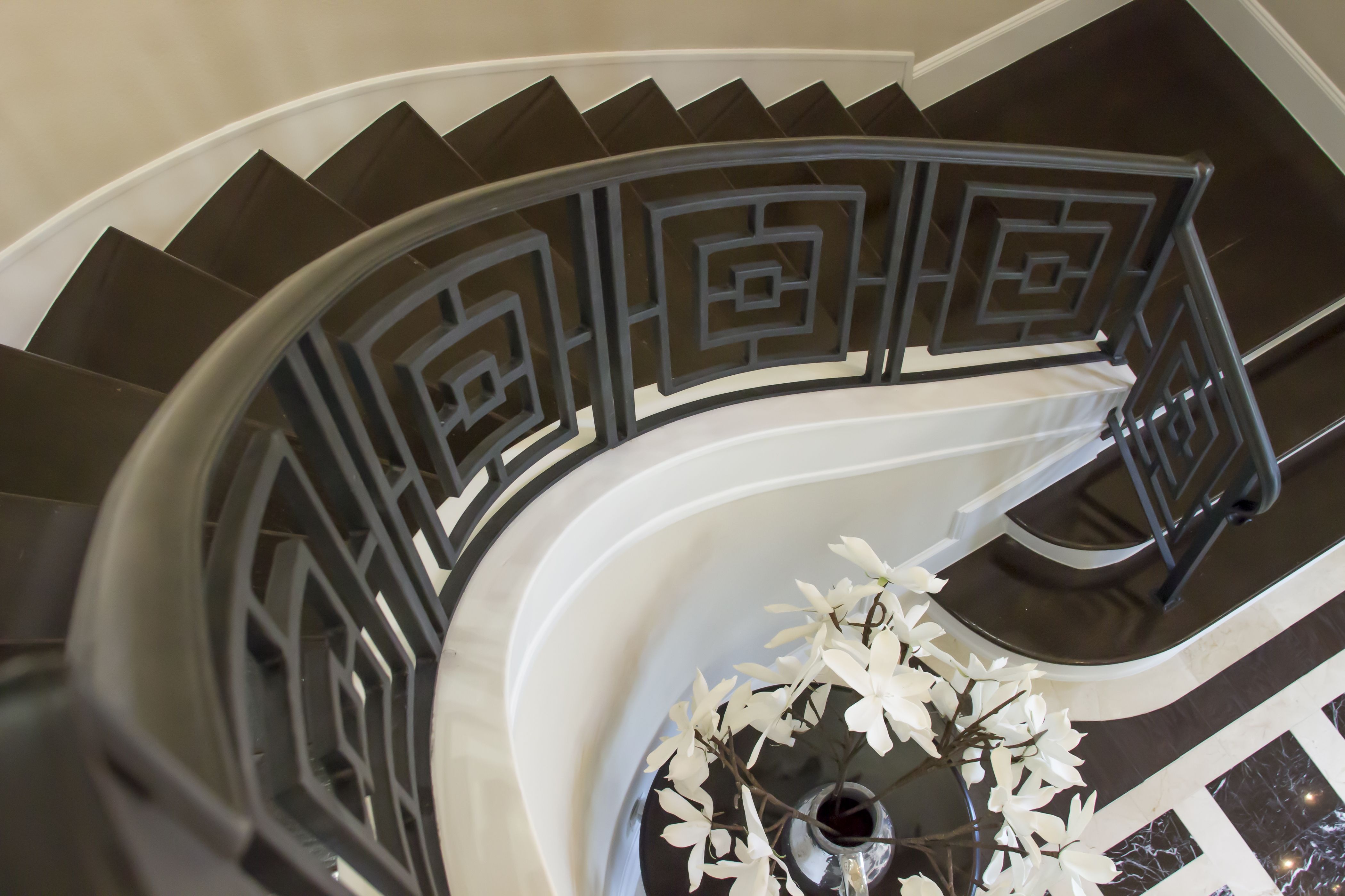 Geometric Stairs Geometric Staircase Melbourne: This Custom Geometric Design Was Created Using Our