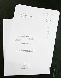 Non fiction book proposal