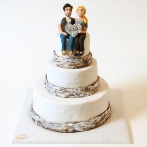 35 Beispiele Fur Hochzeitstorte In Lila Hochzeitstorte Online