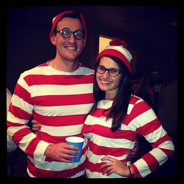 Waldo and Wenda Homemade halloween, Costumes and Halloween costumes - mens homemade halloween costume ideas