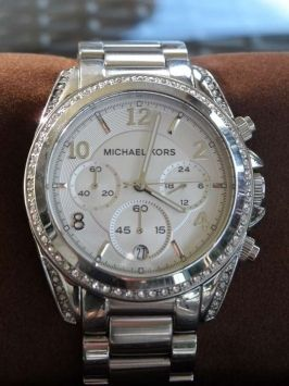 35f8c1078372 Michael Kors Blair Stainless Steel Bracelet Women s Mk 5165 Watch ...