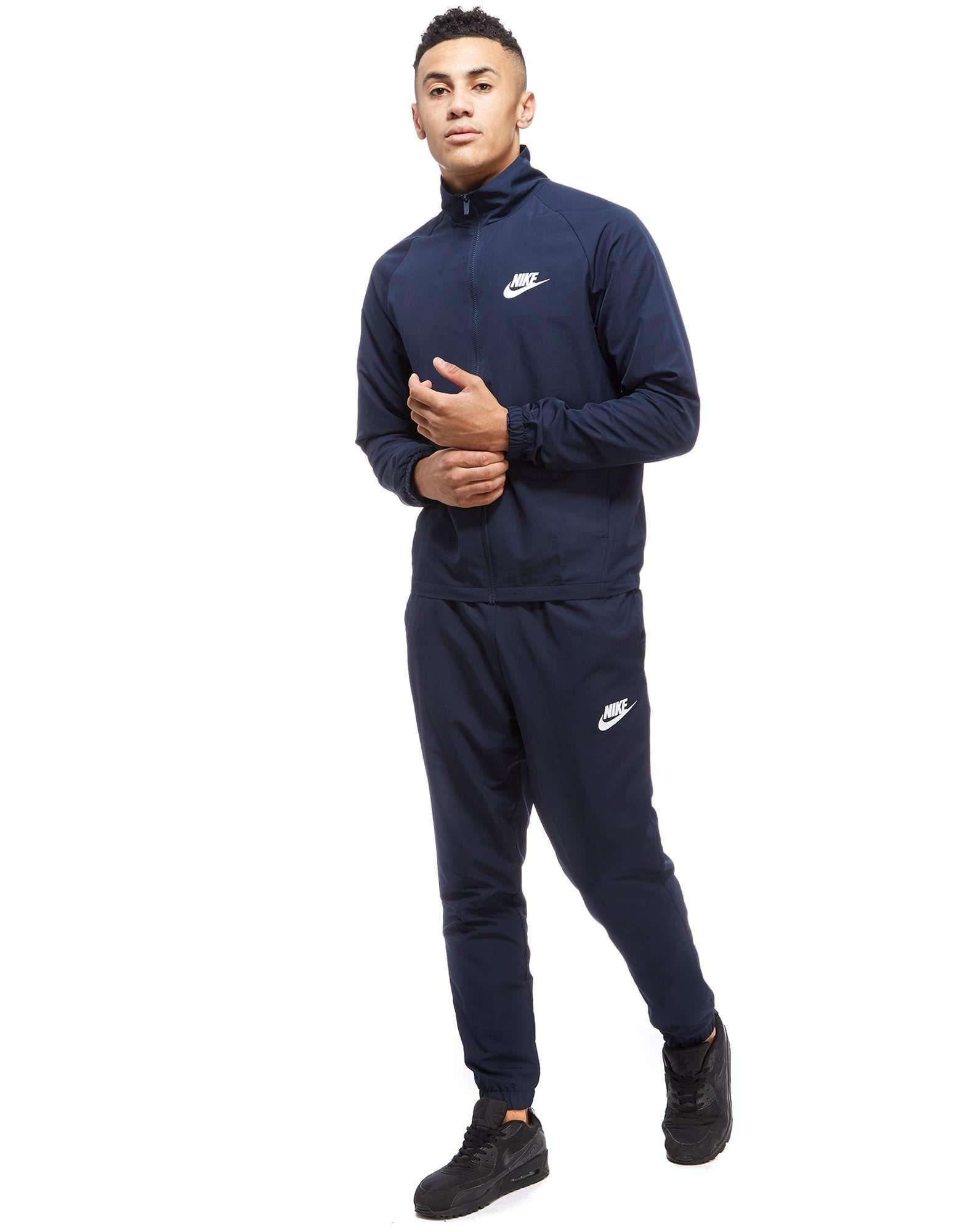 Nike Nike Season 2 Woven Tracksuit  c25aa1b504873