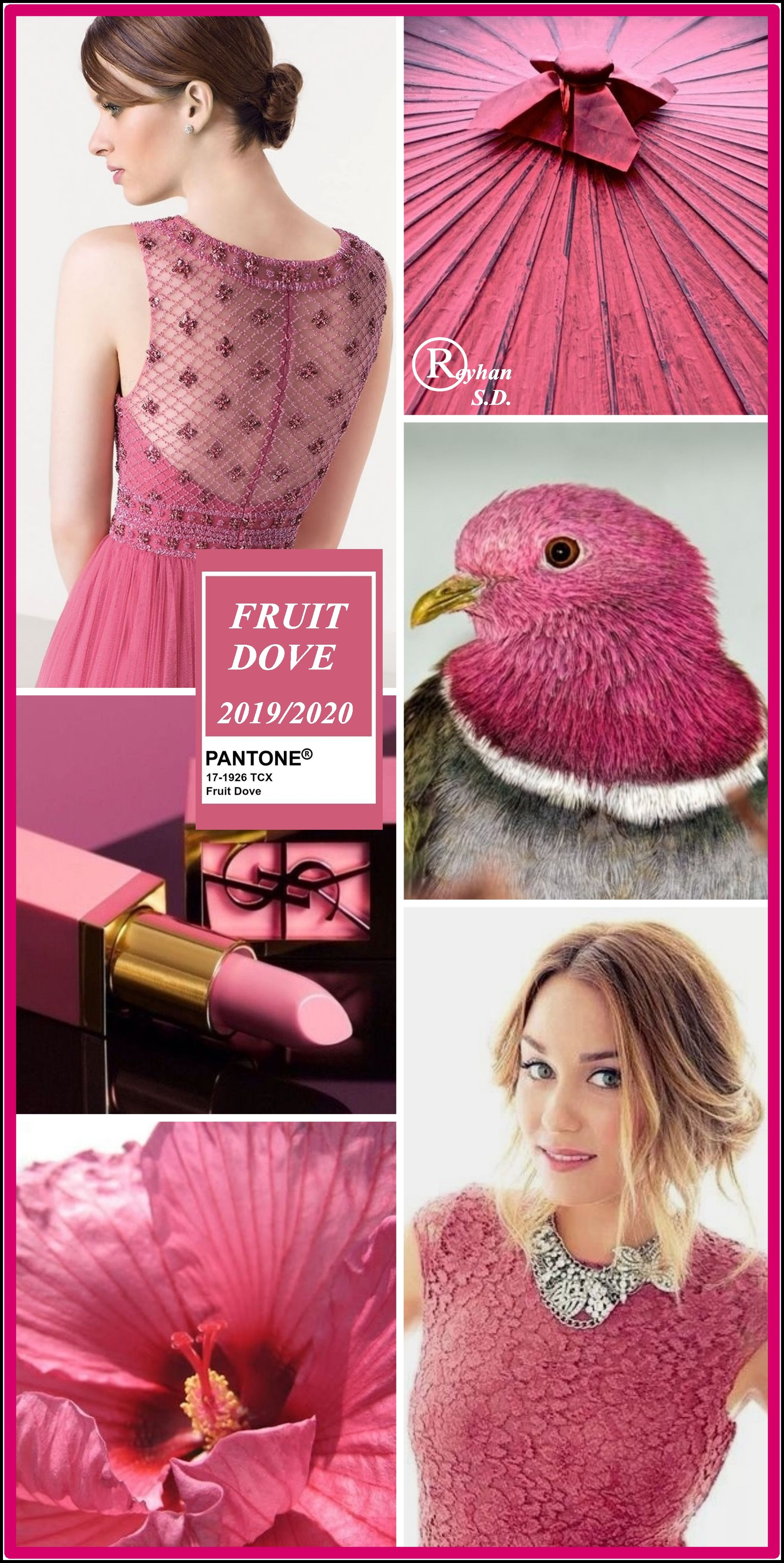 Image result for FASHION PANTONE FRUIT DOVE