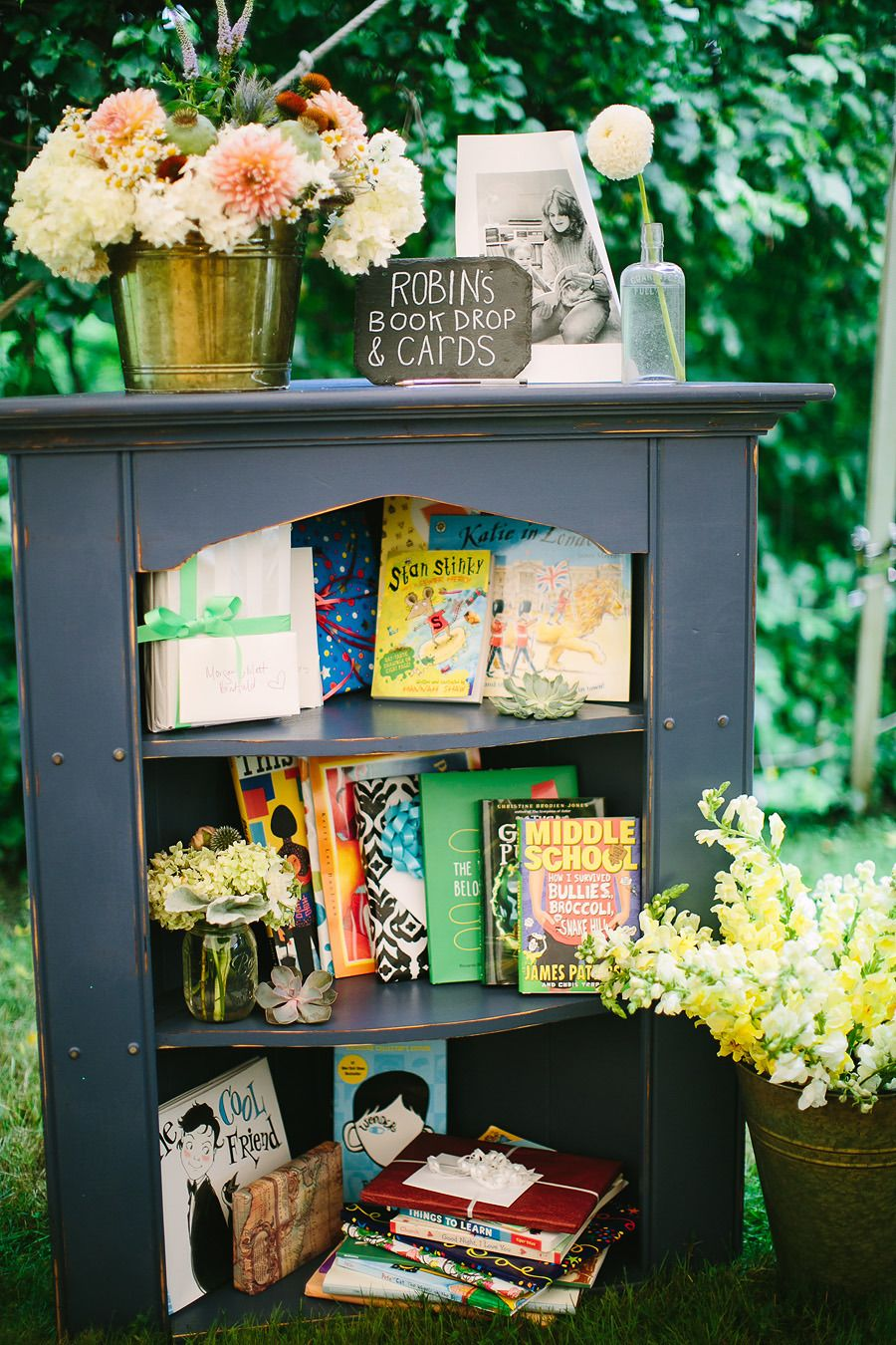 Intimate Backyard Wedding | Backyard wedding, Backyard ...