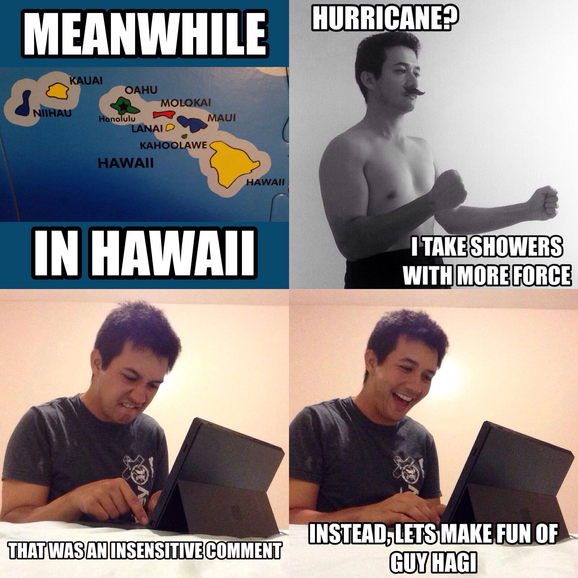 Hawaii People Talking About Hurricanes Be Like Hurricane Memes Make Me Laugh People Talk