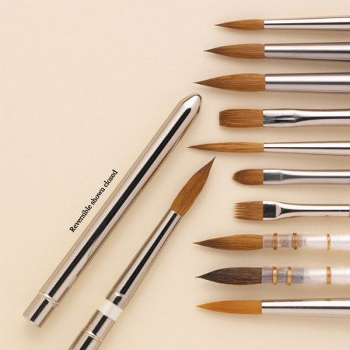 Rosemary Reversible Travel Watercolour Brushes Some I Ve Missed