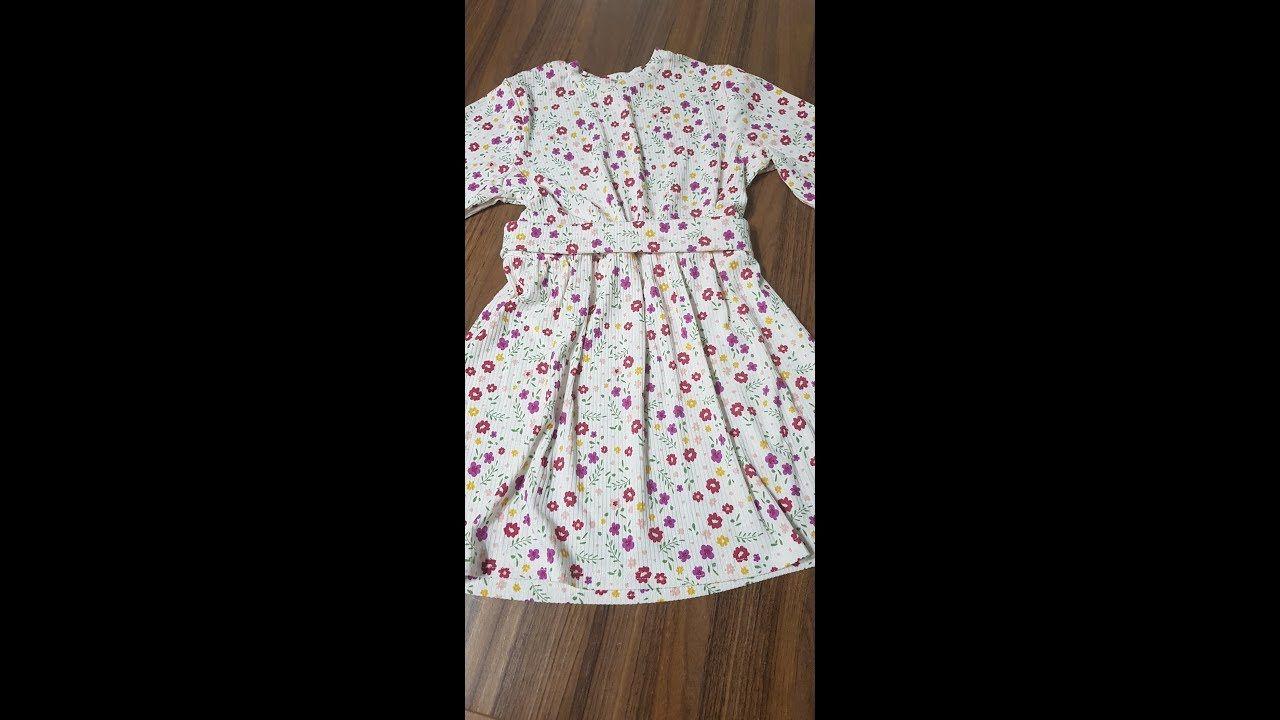 3 Yas Kiz Cocugu Elbise Dikimi Guler Erkan 0 7 Yas 82 Numarali Provasiz Giyim Kaliplari Kitabindan 3 Yas Kiz Cocugu Icin Elbi The Dress Elbise Maksi Elbiseler