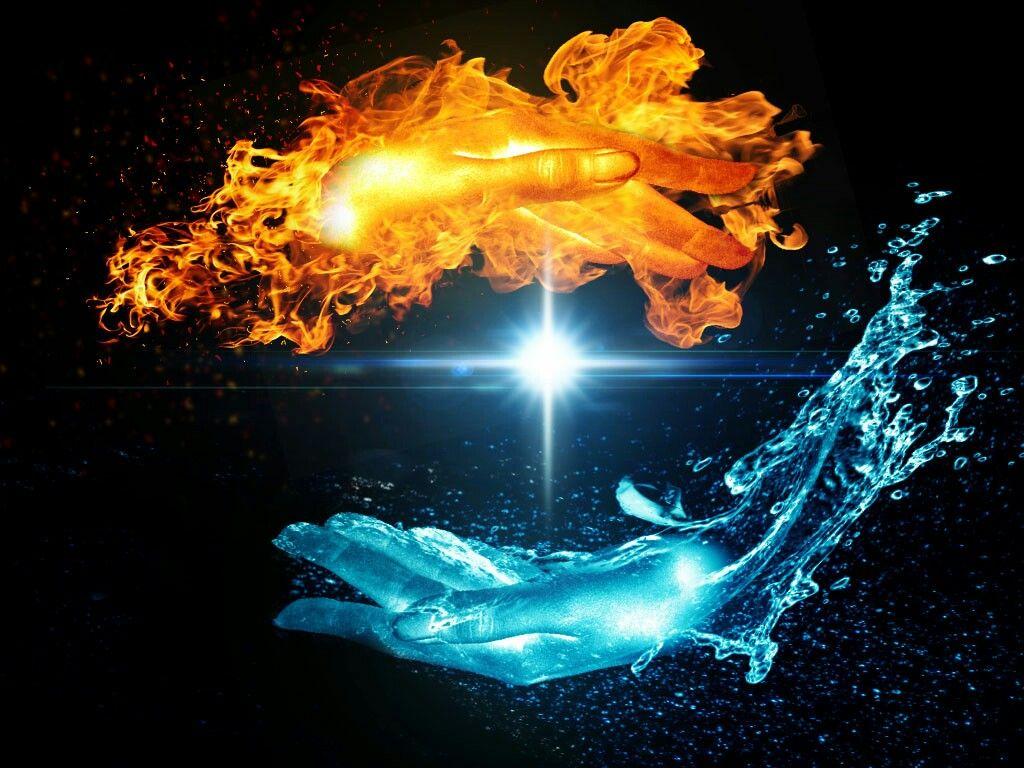 Water Vs Fire Arm Wrestling: ~QUOTEZ/PIX/WORDZ~
