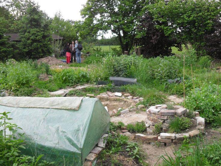 Schon seit November 2011 haben wir einen neuen 3000qm großen Garten ...