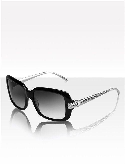 7b908c8ee7 david yurman sunglasses. I like the tortoise shell and gold