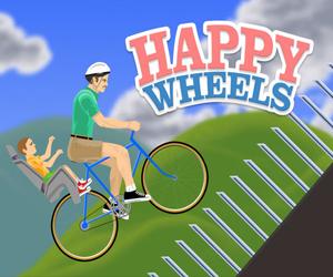 Happy Wheels Hacked Unblocked Hack online, Arcade games