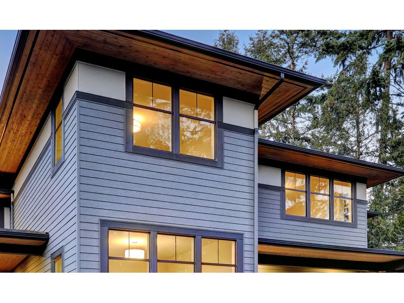 Navigator Steel Siding Can Have An Edgy Modern Look Or A Classic Look Steel Siding House Siding Installing Siding