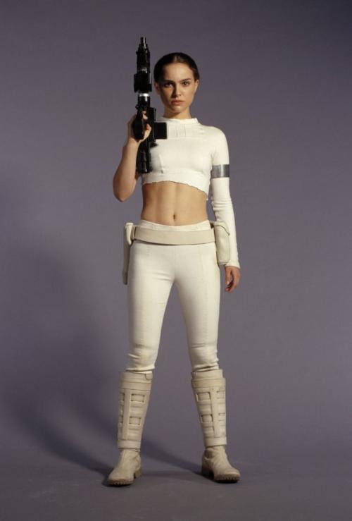 Star Wars Sexy Padme Amidala Cosplay Costume