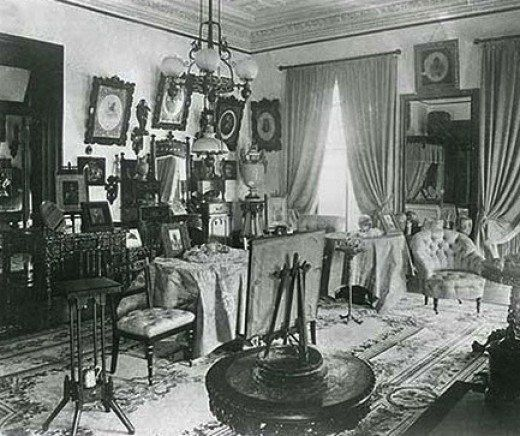The 4 Basics of Victorian Interior Design and Home Décor ...