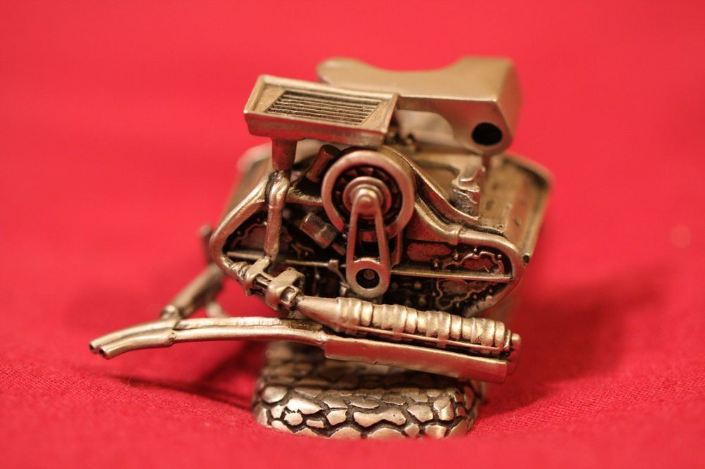 KAVAL PEWTER MODEL Car Engine (Out of production) #KAVAL