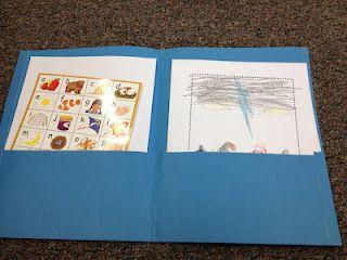 Writing Journal Folder