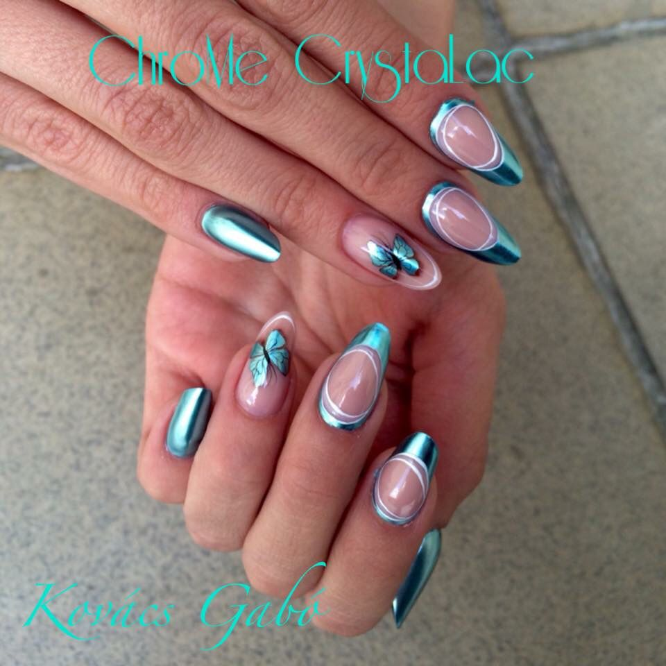 gel nails muster