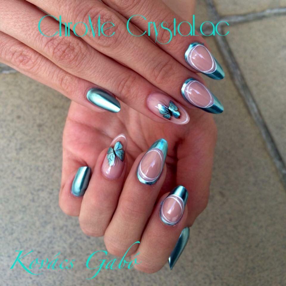 nails crystal nails ngel color gel nagelstudio nail art muster gel lac gel lak gel ngel - Gel Fingernagel Muster