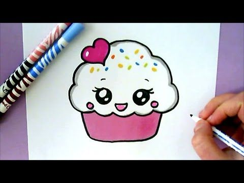 Comment Dessiner Un Nuage Licorne Kawaii Dessin Kawaii Facile