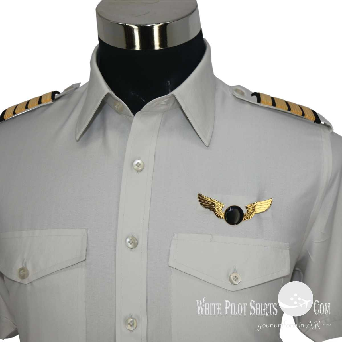 Grey Pilot Shirts Made To Measure And Ready To Wear Male And Female Shirts Pilot Shirt Pilot Uniform Shirts [ 1200 x 1200 Pixel ]