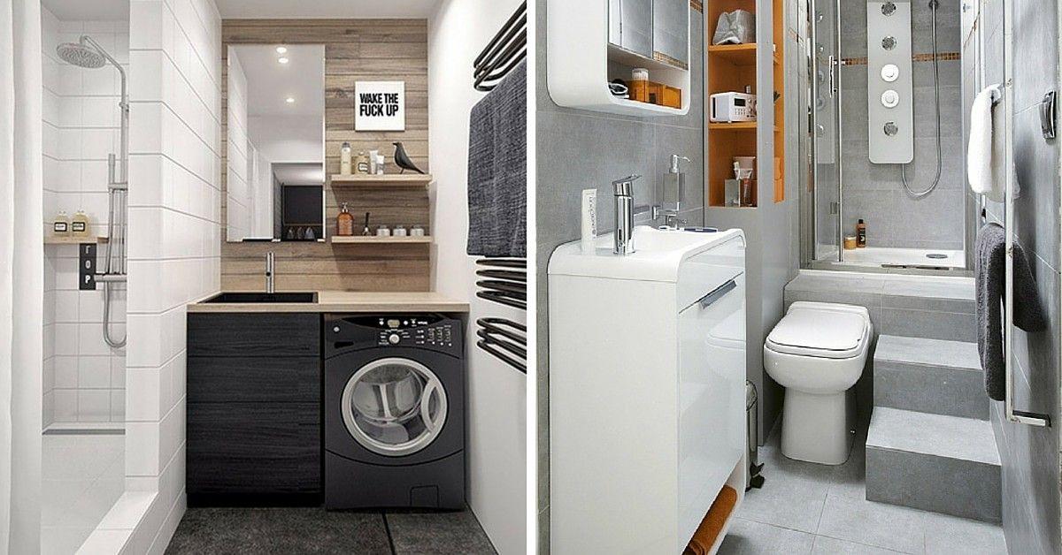Aménagement Petite Salle de Bain  34 idées à copier ! Small bathroom