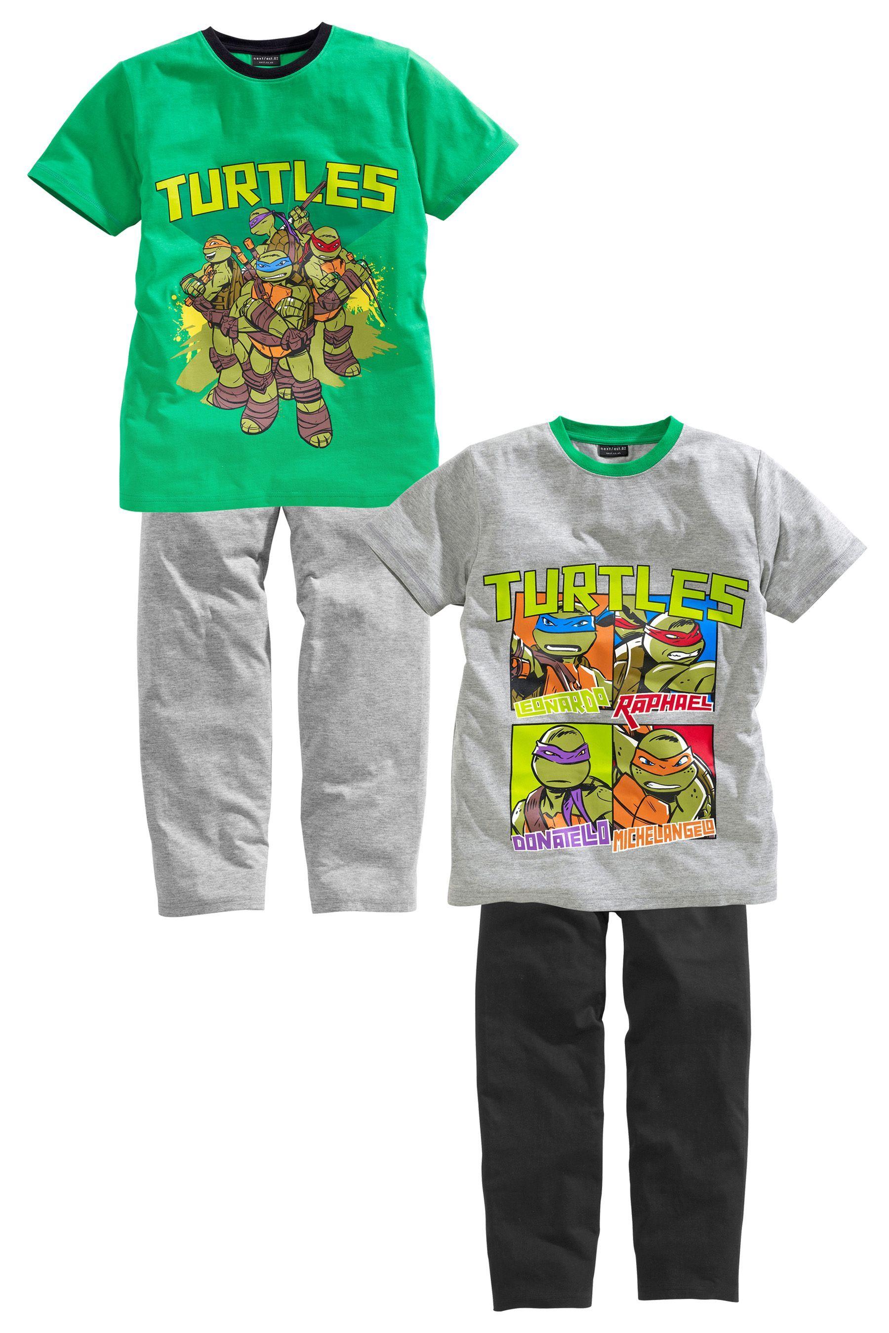Buy teenage mutant ninja turtles pyjamas two pack 312yrs