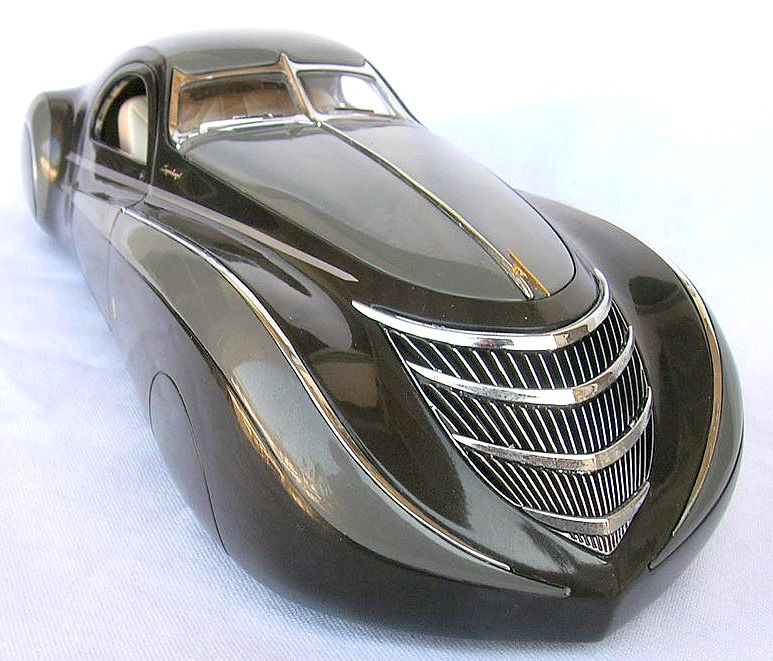 Duesenberg Coupe Simone Midnight Ghost 1939 Supposed To Be The