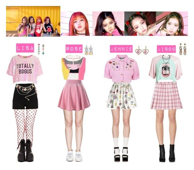 Blackpink Outfit Ideas: BLACKPINK-AS IF ITS YOUR LAST In 2019