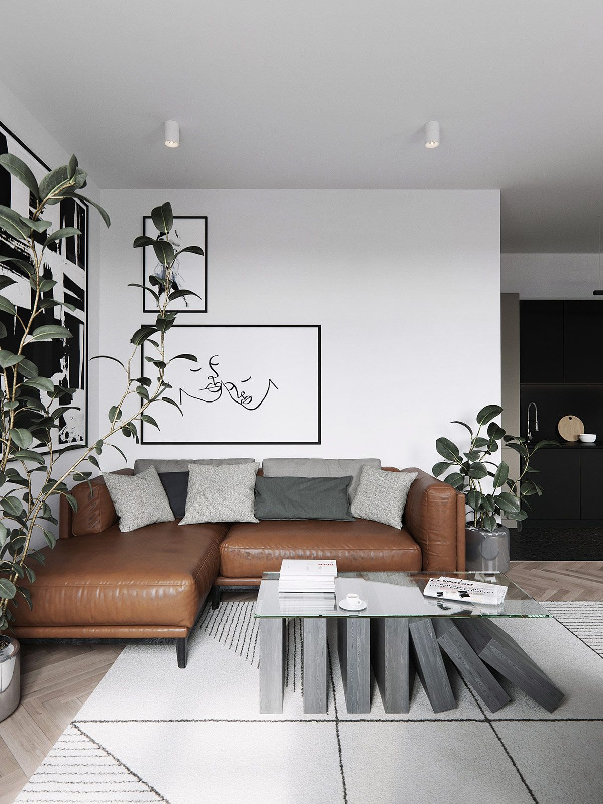 3 Homes Inspired by Different Takes on Nordic Interior Design Themes
