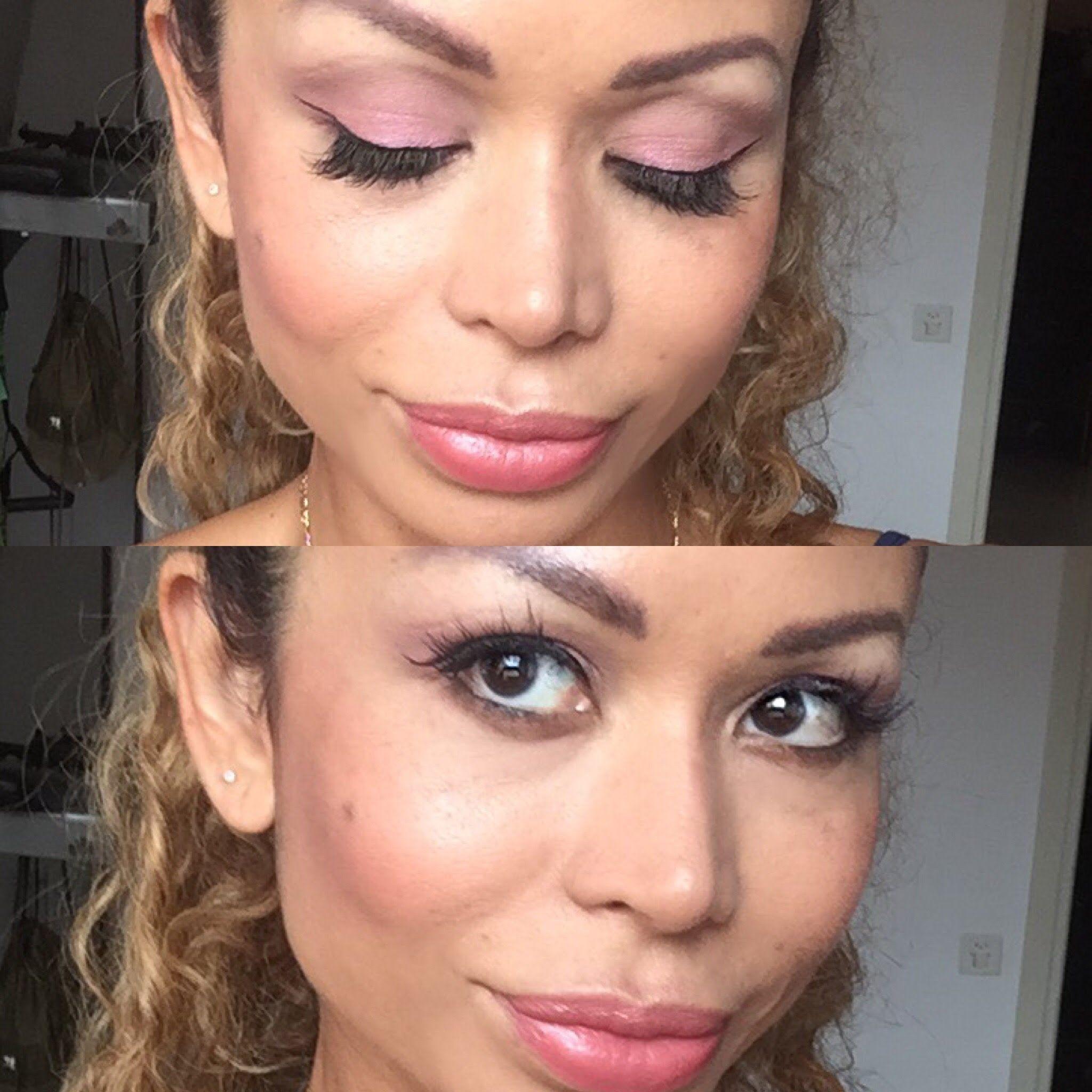 Maquillaje Natural facil para el dia