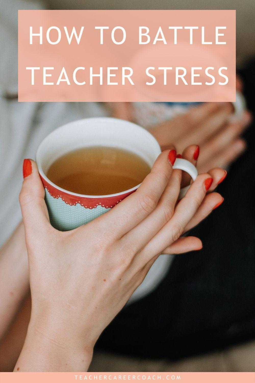 Teacher Burnout Causes Teacher Stress Teacher Career