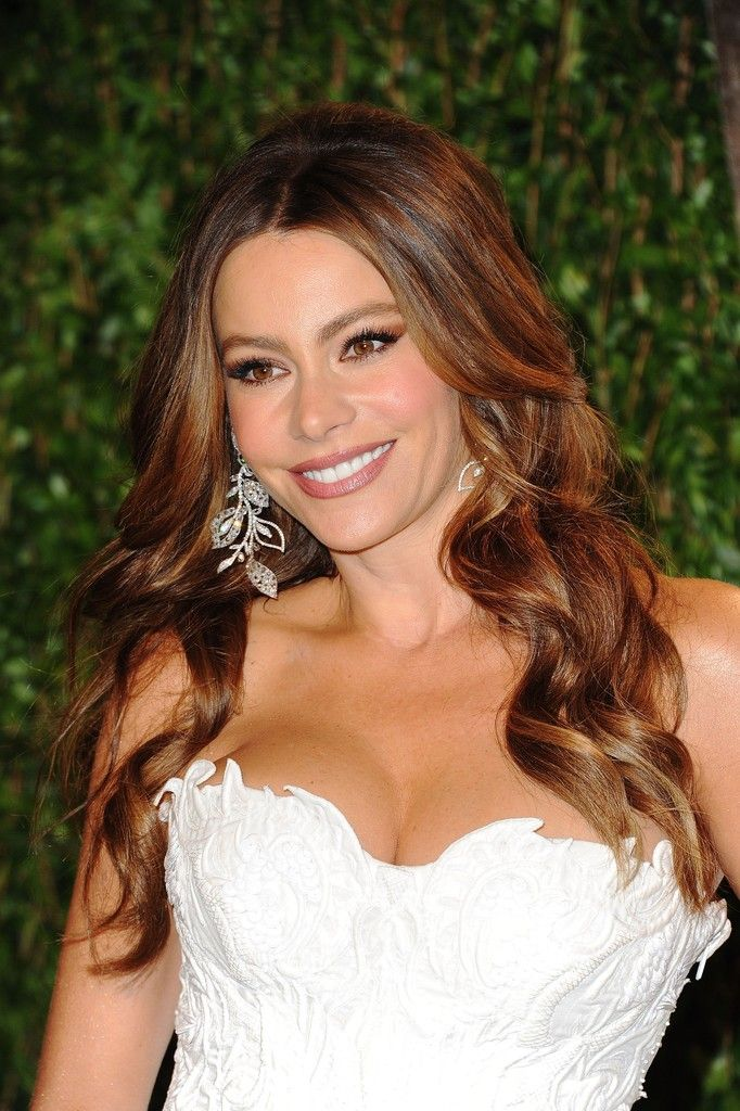 Sofia Vergara Photos Photos 2012 Vanity Fair Oscar Party