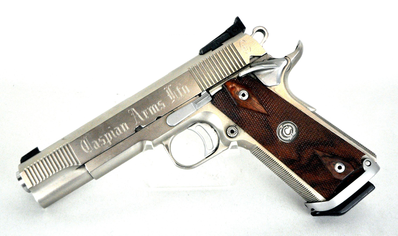 Caspian Arms Custom 1911 .45 ACP / .400 Corbon 5\
