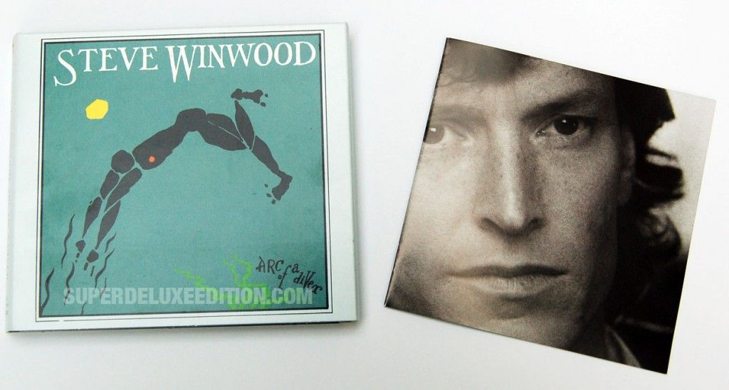 Steve Winwood / Arc Of A Diver replacement booklet