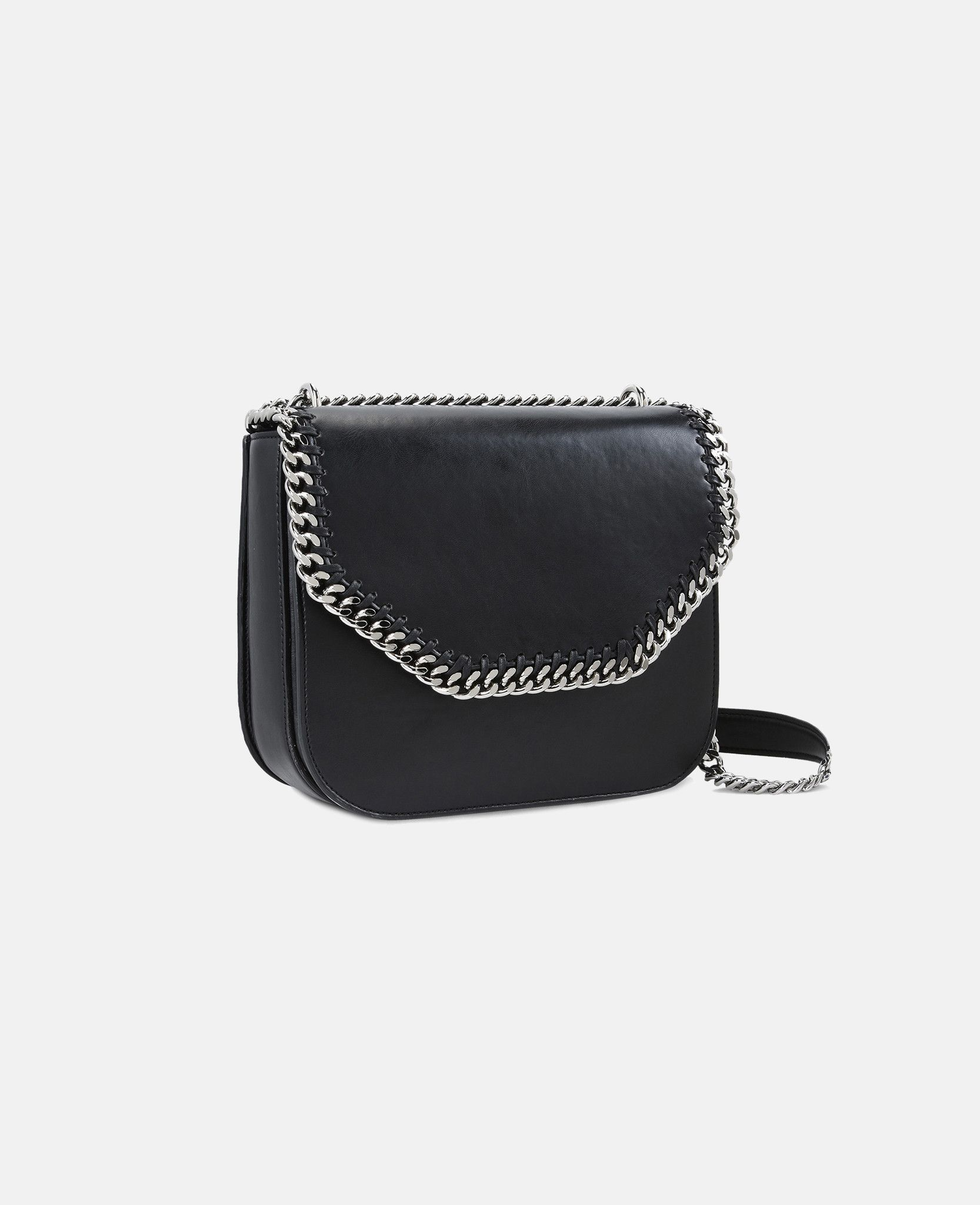 02d7dd3bbf3 Black Falabella Box Shoulder Bag - STELLA MCCARTNEY