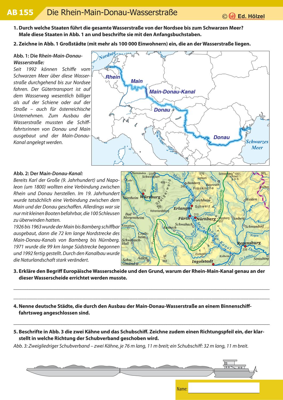 Arbeitsblatter Zu Verkehr Unterrichtsmaterial Im Fach Erdkunde In 2020 Erdkunde Verkehr Arbeit