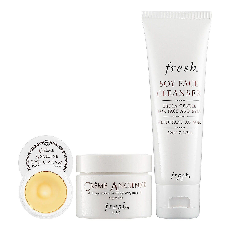 Fresh Crème Ancienne® AntiAging Skincare Set Skincare