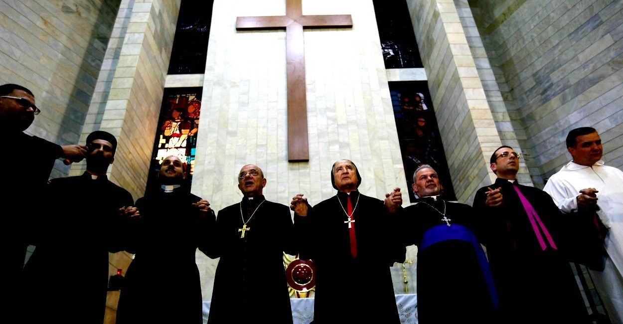 Why won't the Obama administration label the massacre of Christians in Iraq, Syria Genocide?