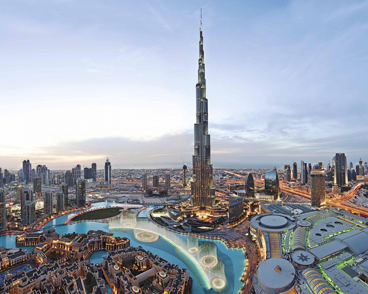 Dubai wallpaper 1920 1080 burj khalifa hd desktop for Best at dubai