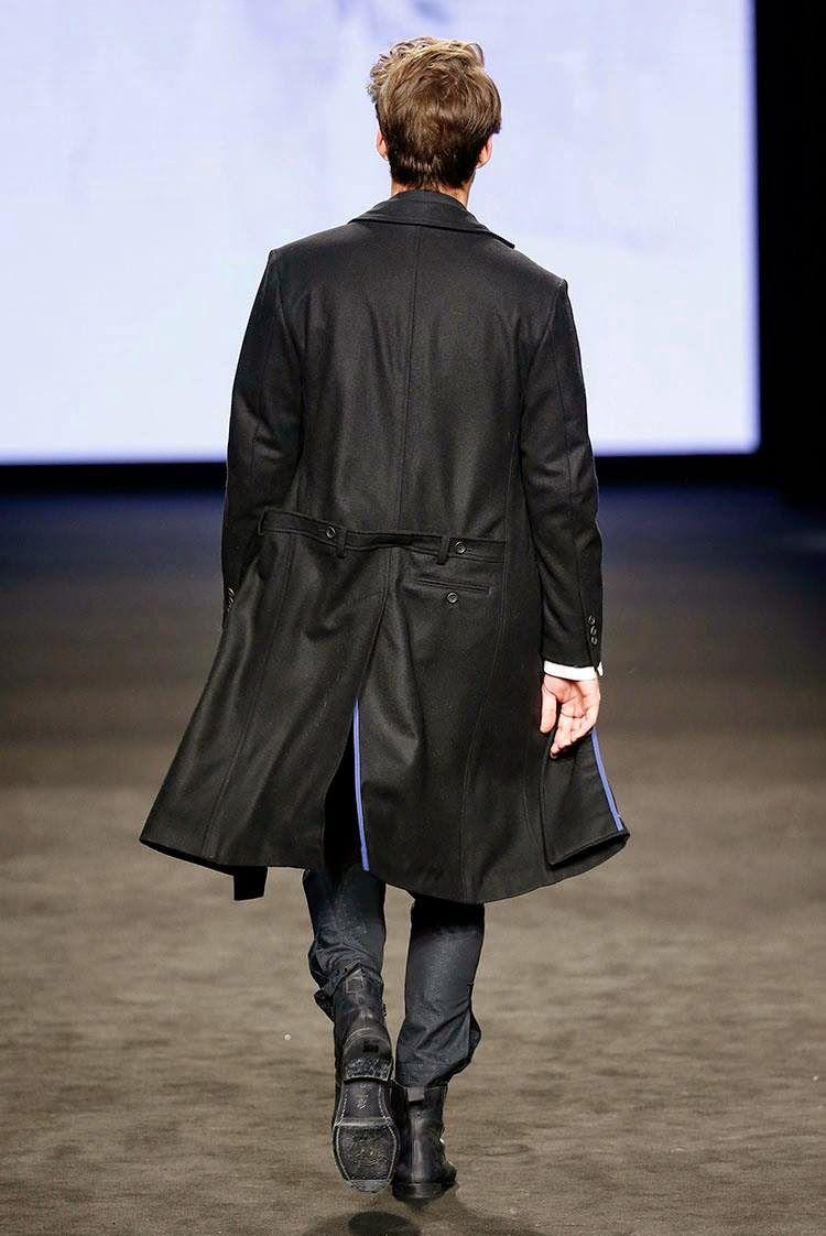 #Menswear #Trends Josep Abril Fall Winter 2015 Otoño Invierno #Tendencias #Moda Hombre   M.F.T.