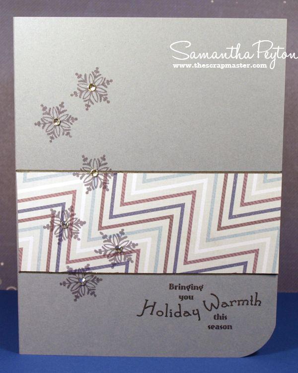 CAS Snowflake Card