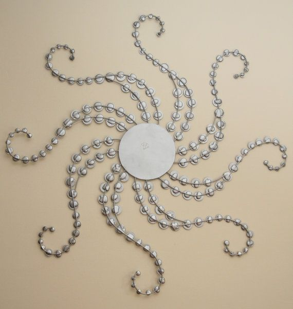 Octopus by CatchaGlimpseMirrors on Etsy