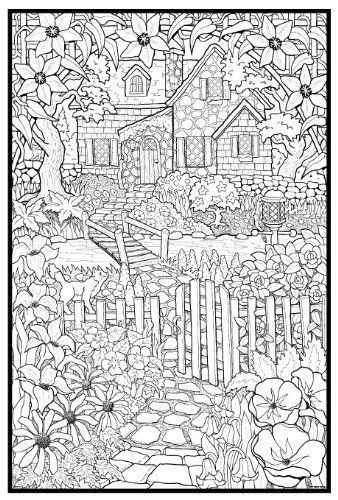 Printable Doodle Art Coloring Pages Adult