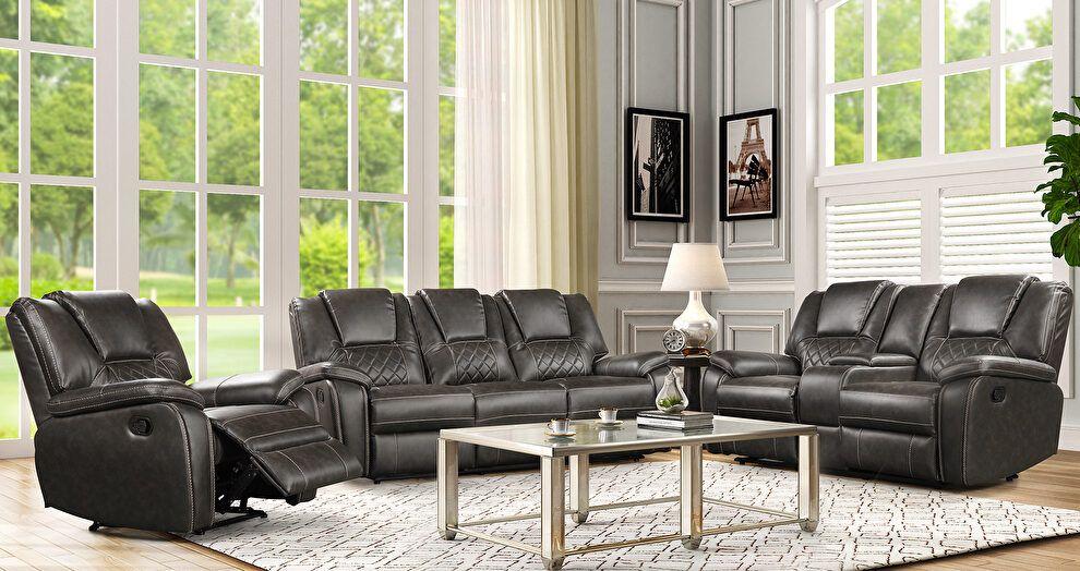 Fandango Charcoal Sofa 71410 Mainline Inc Recliners In 2021 Charcoal Sofa Sectional Sofa Storage Furniture Bedroom