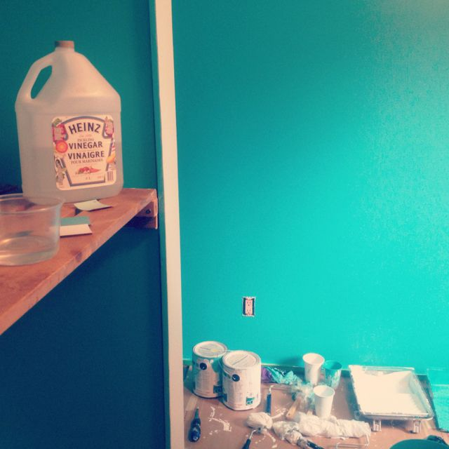 How To Get Rid Of That Lingering Fresh Paint Smell In A Room Good