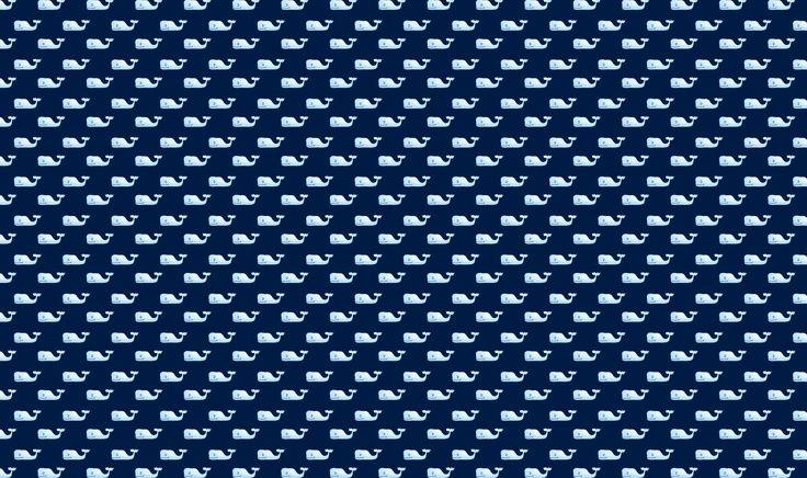 Vineyard Vines Whale Pattern