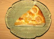 Flan pâtissier sans pâte aux abricots #flanpatissier Flan pâtissier sans pâte aux abricots,  #abricots #aux #flan #pâte #Pâtissier #sans #flanpatissier
